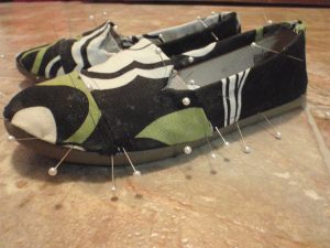 Shoe Acupuncture
