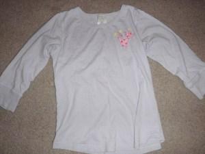 Cat Pajama Shirt